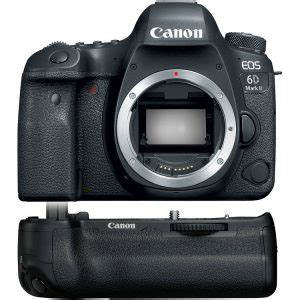 save money on canon 6d mark ii dslrs and dslr kits with