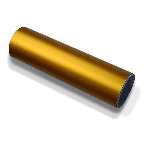 Auto Folie Crom Gold by Autofolie Gold Matt Chrom Metallic Selbstklebend