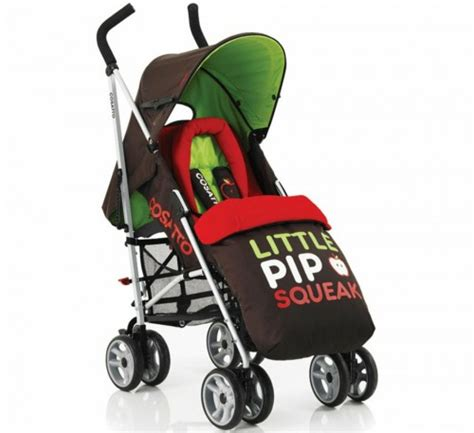 silla de paseo cosatto swift pequelia