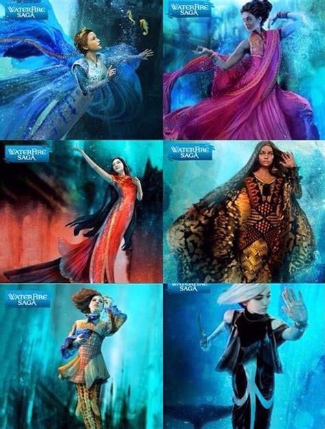 Waterfire Saga we are the mermaids of donnelly s waterfire saga serafina neela becca astrid
