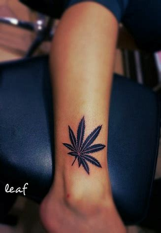 tattoo designs weed 7 best designs with images styles at