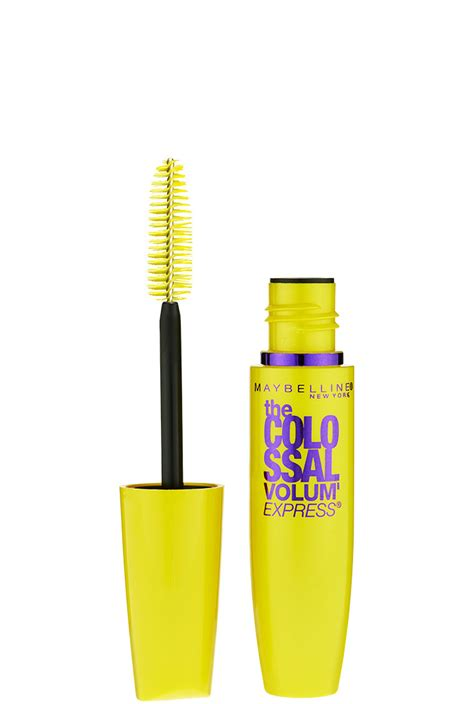 volum express the colossal washable mascara maybelline