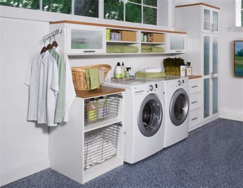 laundry unit design 33 laundry room shelving and storage ideas