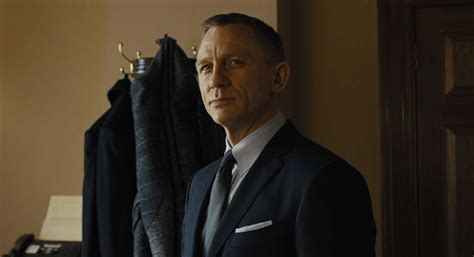 Bond 007 Daniel Craig White the evolution of daniel craig style bond suits