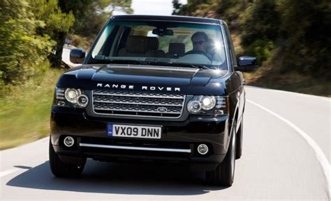 car engine manuals 2010 land rover range rover sport instrument cluster 2010 land rover range rover and range rover supercharged first drive review car and driver blog