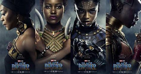 film marvel yang ditunggu inilah 4 karakter cewek dalam film black panther yang
