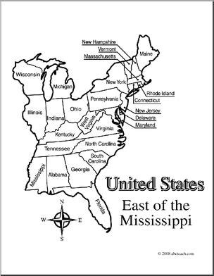 coloring page of mississippi river clip art us map eastern states coloring page labeled i