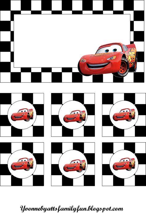 disney cars printable birthday decorations yvonne byatt s family fun disney cars party printables