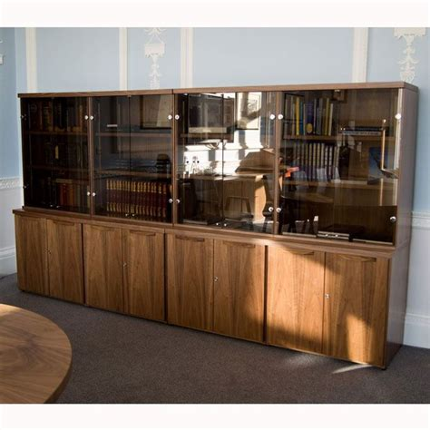 wood display cabinets with glass doors wooden display cabinet with glass doors office display