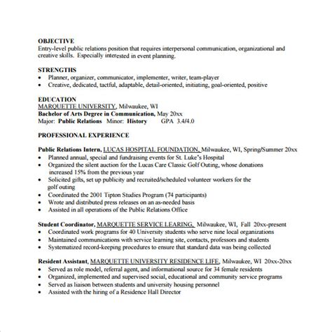 Event Coordinator Resume Pdf Sle Event Planner Resume 7 Documents In Pdf Word