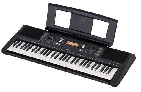 Keyboard Yamaha Tipe Psr yamaha psr e363 thomann united states