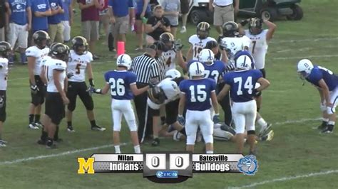 indiana high school football all state player database books batesville vs milan indiana high school football