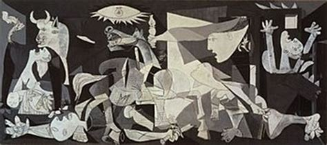 picasso paintings ww2 guernica picasso