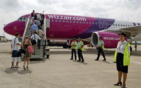 wizz cabin baggage budget airline wizz air has put an end to costs by