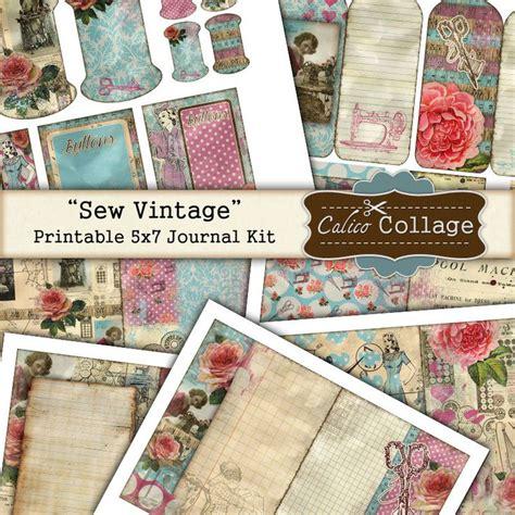 printable journal kits 62 best printable journal kits images on pinterest junk
