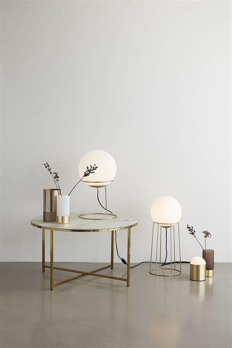 White Metal Floor L by Floor L Brass White Metal Glass Hbsch Danielle Chuatico