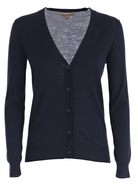 Fashion Find Sweater Jackets by Burberry Burberry Sweater Blue S Sweaters Italist