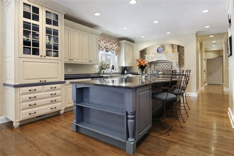 Kitchen Island Colors by 124 Luxury Kitchen Designs Part 2