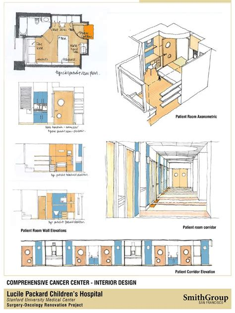 healthy home plans oncology center floor plans pediatric oncology bmt