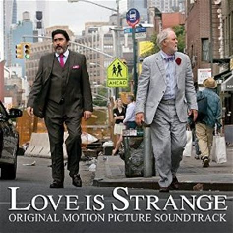 film love is strange love is strange soundtrack released film music reporter