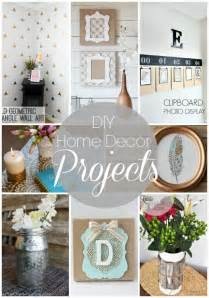 Crafty Home Decor Ideas Crafts And Recipes Link Party Palooza 29