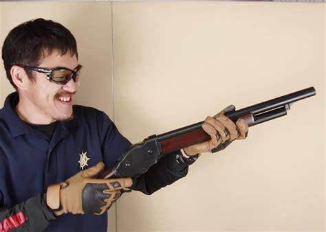 Airsoft Gun Winchester M1887 mach sakai marushin m1887 terminator popular airsoft