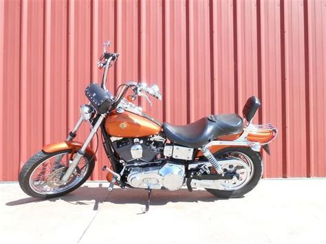 buy  harley davidson fxdwg dyna wide glide cruiser  motos