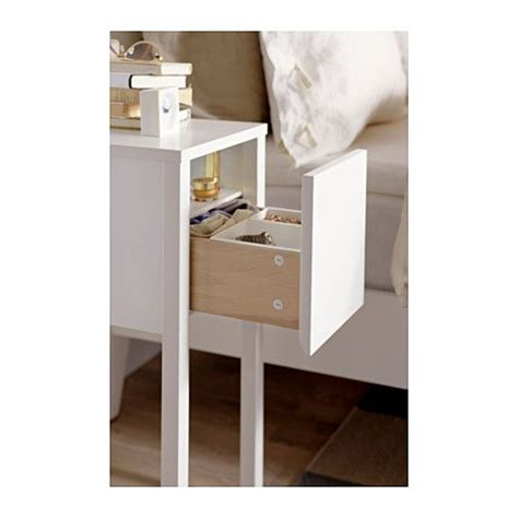 Narrow Side Table Ikea Best 25 Small Nightstand Ideas On Pinterest Nightstands Antique Bedside Tables And Side