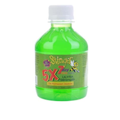 Do I To Stinger Detox Mouthwash by Detox Pass With Flying Colors