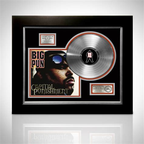 Big Sale Segiempat Etnik Platinum platinum lp record big pun capital t touch of modern