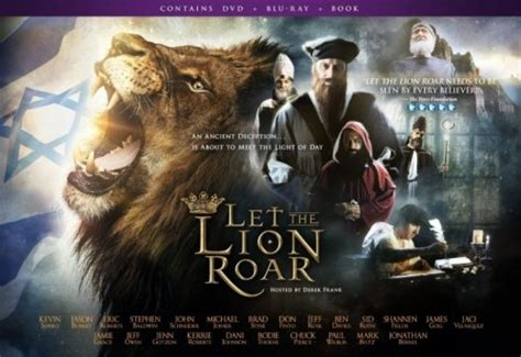 film the lion roars let the lion roar has a message the church needs to hear