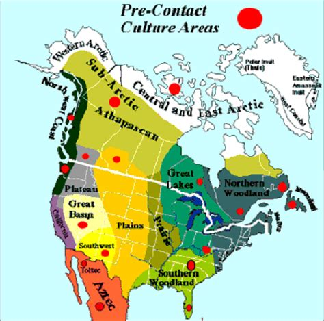 american culture areas map american culture areas map