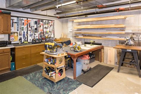 woodworking shop independent living  seniors  st