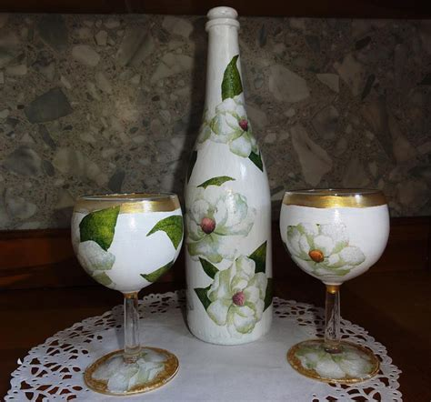Can You Decoupage Glass - gifts to make with decoupage arts to crafts