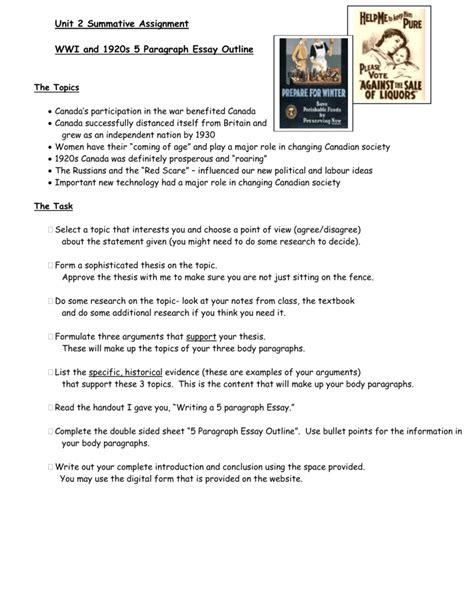 Unit Vii Essay Mba 6961 by 5 Paragraph Essay Outline Format Paragraph Essay Outline