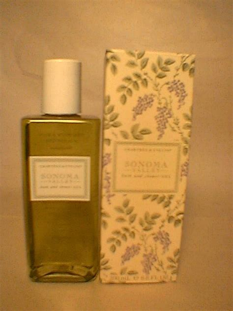 Chagne Shower Gel Floral Fruity crabtree sonoma valley bath shower gel 6 8 oz boxed