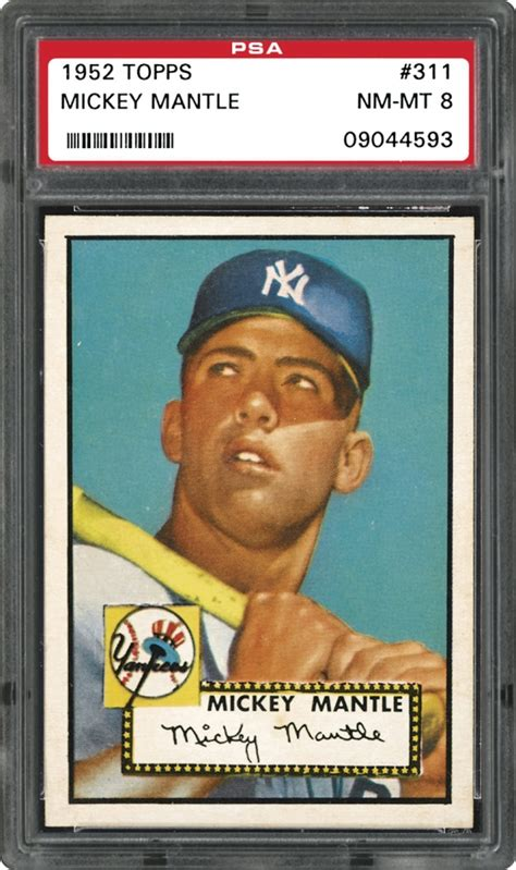 Top 30 Most Valuable Baseball Cards