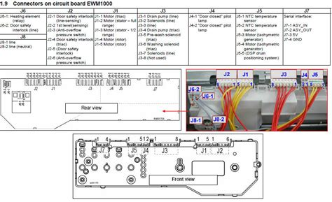 aeg washing machine wiring diagram wiring diagram with