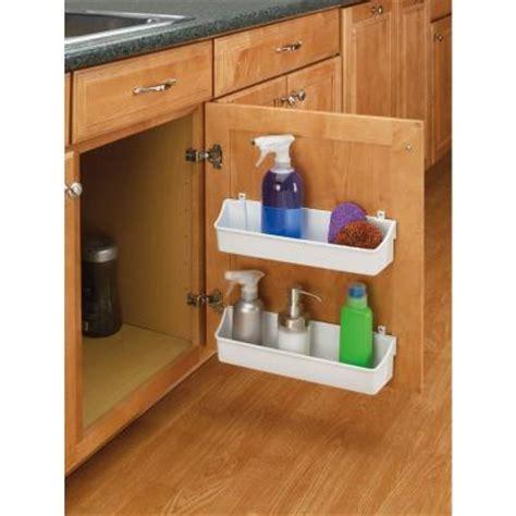 the cabinet door organizer rev a shelf 4 in h x 20 in w x 4 in d cabinet door