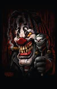 syailah blog: evil clown tattoos