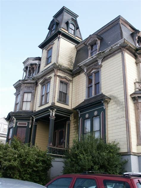 the haunted victorian mansion