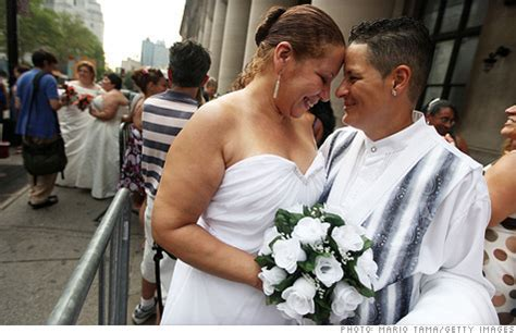 Why do a lot of Lesbians marry women that look like guys