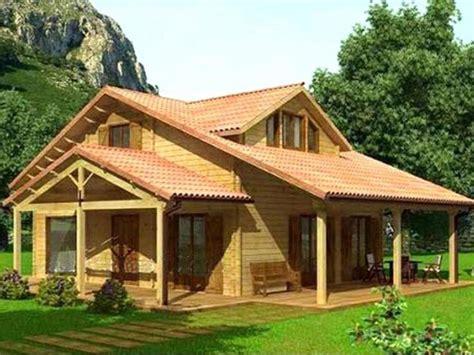 casas de co en madera casa de madera vitoria 125m2 casa prefabricada rustica