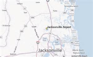 jacksonville airport weather station record historical