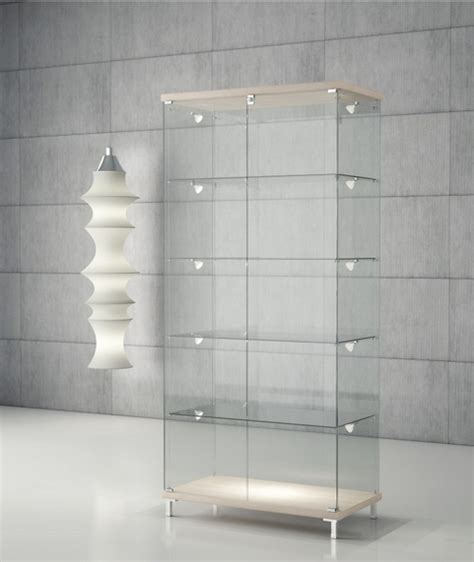 mobili vetrine vetrine per negozi e interni vetri temperati