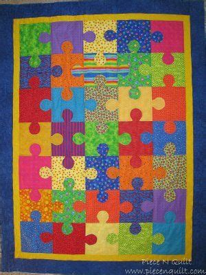 pieces by polly jigsaw puzzle baby quilt free pattern 103 best puzzle pieces images on pinterest