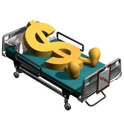 hospital bed rental cost hospital stay was 92 000 now it s 0 kingdom living