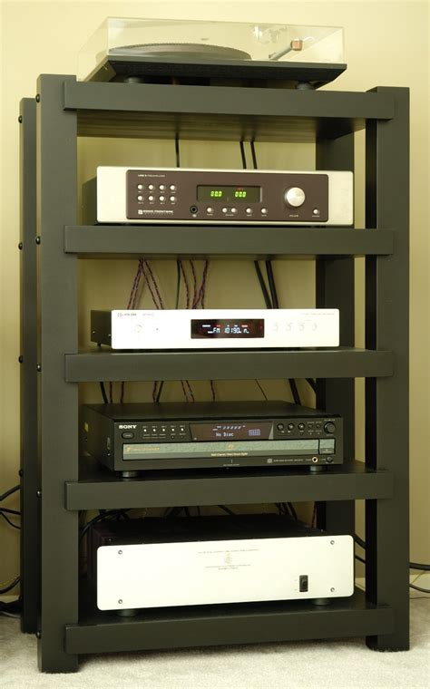 Audio Racks by High End Audio Stands Images