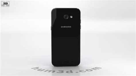 Samsung Galaxy A7 2017 Black samsung galaxy a7 2017 black sky 3d model by hum3d