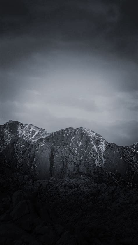 black  white wallpapers  macos  ios